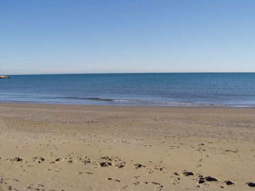 La spiaggia di Eraclea
